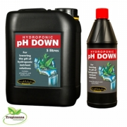 pH Down Growth Technology