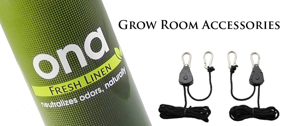 Grow Room Accessories Full Width Image