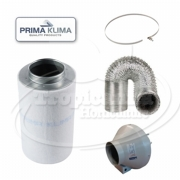 RVK Fan & Prima Klima Carbon Filter Pack