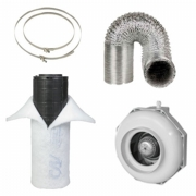 Can Fan & Can Lite Carbon Filter Pack